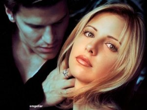 Top 10 TV Couple Buffy and Angel
